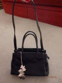 Classic Black Radley Handbag
