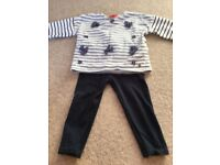 Baby girl 12-18months set m&s