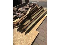 Roofing timber second hand