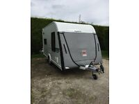 "SPECIALISED TOW-PRO ELITE CARAVAN ARMOURED TOWING COVER FOR ELDDIS XPLORE 7'2""WIDE. USED TWICE."