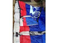 6m kite surf Spitfire for sale