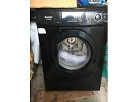 New Black Baumatic Vented Tumble Dryer