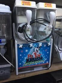 Ice slash machine