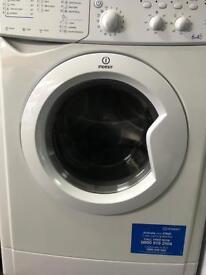 Indesit 6+4lg Washing dryer