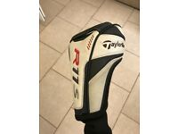 Taylor made R11s 9 degree driver with Fubuki flex-x shaft. Headcovwr includes for sale  Swansea