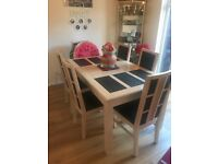 Dining Table 6chairs