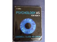 AQA psychology AS and A2 textbooks