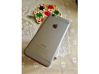 Apple iPhone 6, Grey, 16gb Unlocked as New with all the accessories, Open to all Networks