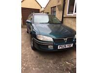 Vauxhall omega 2.5