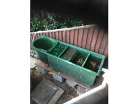 Kockney koi pond filter