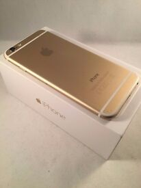 Apple iPhone 6 - 64GB - Gold (Unlocked),OPEN TO OFFER