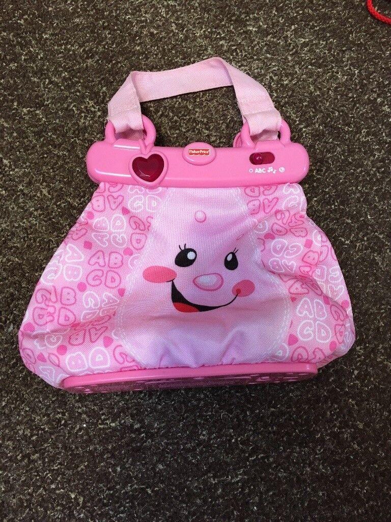 Fisher price my first handbag