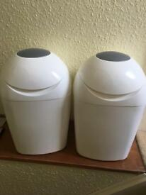 Tommee tippee sangenic nappy bins