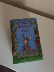 The Shakespeare Stories Kids book collection