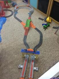 Thomas trackmaster great race