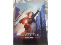 Supergirl Poster TV Series 2015 Season 1 A2 A3 A4