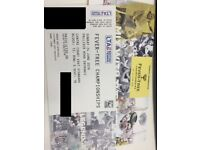 Fever Tree Championships Final x 1 ticket