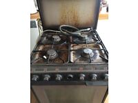 *FREE* Gas cooker and grill L.P.G