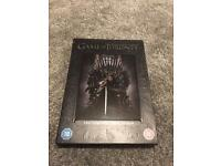 Game of thrones complete 1st season