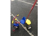 Radio flyer trike good condition