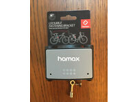 Hamax Lockable Child Bike Seat Bracket