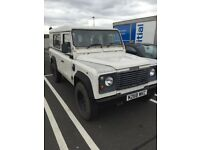 Land Rover Defender 110 300 TDI