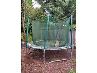 Free Trampoline - If you are prepared to dismantle and take it away it really is FREE