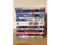 DVD bundle (kids films)