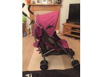 Mamas And Papas Push Chair Stroller