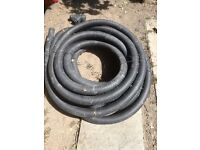 LAND DRAINAGE PIPE FOR GARDEN