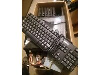 Dell usb keyboard*£1 & mouse*£1