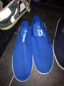 Slazenger slip on shoes
