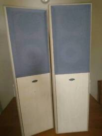 Eltax Symphony 6.3 floorstanding speakers