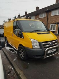 FULLY LOADED TRANSIT TRAFFIC VIVARO CREW VAN ALLOYS FSH HANDS FREE TUBE HOLDERS ROOF RACK VAN VAULT