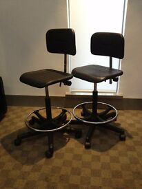 Set of 7 Office Chairs / Drawing Stools - PRICE DROP!
