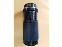 SICOR ZOOM LENS 80-200mm (fits Pentax SLR camera)
