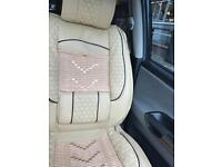 2X car seat covers