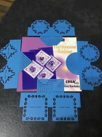 4 Harmonica Folding Templates And Design Book