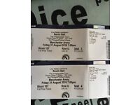 2x Kevin Hart tickets