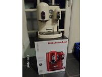 KitchenAid Artisan Expresso Machine in full working condition