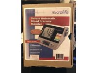 Microlife Deluxe Automatic Blood Pressure Monitor Cuff Size 22 - 46cm RRP £19.99