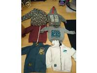 Size 3-4 boys bundle of clothing
