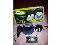 Retro Hitachi dap 771 personal cd player in working order