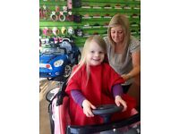 Children's Hairdresser - Flexible Part-Time Hours