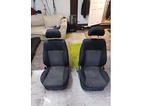 VW golf gti front seats, great condition ideal for VW t4