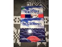 2 Sociology books