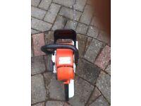 stihl 028av chainsaw