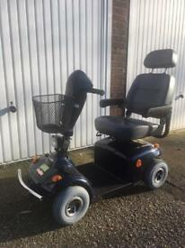 Freerider Mayfair 4mph Mobility scooter with 3 Months Warranty