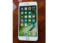 iPhone 6s Plus Rose Gold 16gb on Vodafone