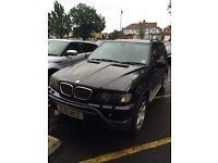 BMW X5 LPG 4.4 V8 BLACK AUTO